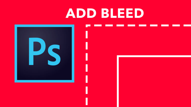How to add bleed in Photoshop CC: 2 easy Methods
