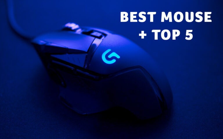The Best Mouse for photoshop and photo-editing+ top 5 list