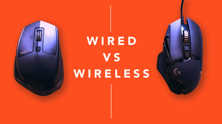 Wired vs wireless mouse: which one should you buy?