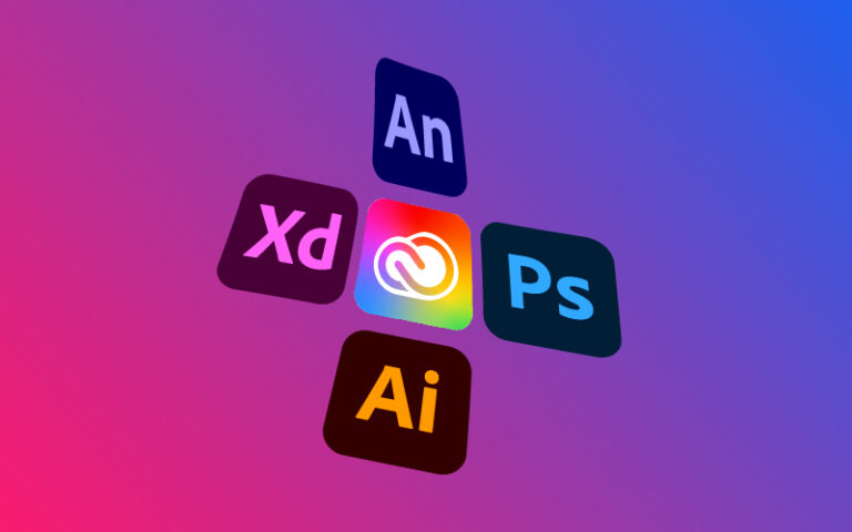 Adobe Creative Cloud Apps Download Sizes- CC and CS6