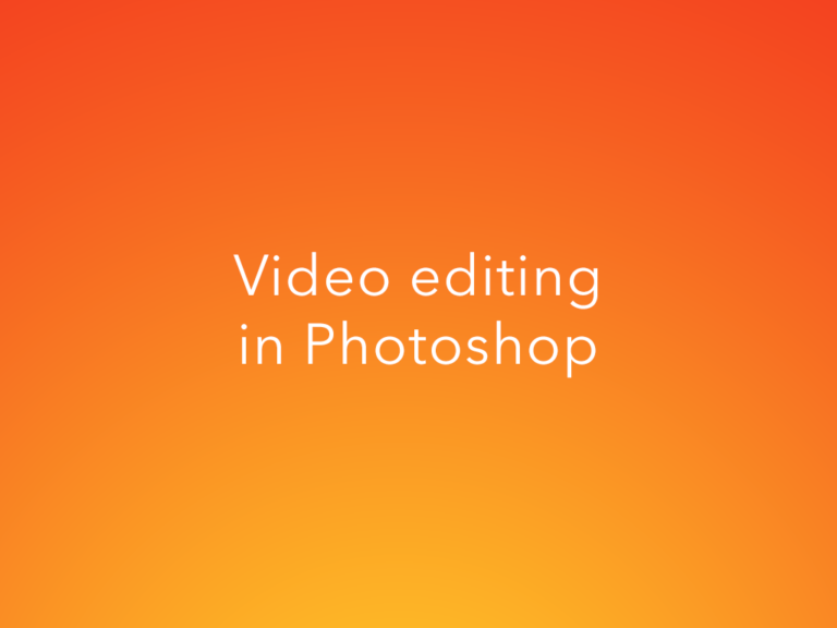 Is Photoshop Good for Video Editing? Avoid this Mistake!